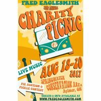 The Annual Fred Eaglesmith Charity Picnic