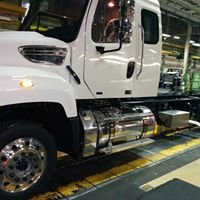 Frieghtliner Truck Plant