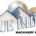 Blue Ridge Machinery and Tools