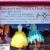 Rosario's Boutique & Hair Salon