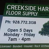 Creekside Hardwood Flooring