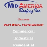 Mid America Roofing, Inc.