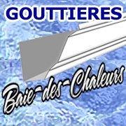 Gouttières Baie des Chaleurs