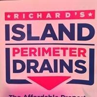Richard's Island Perimeter Drains