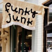 """Funky Junk ""shop for a cure"""