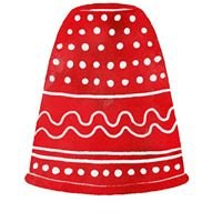 Red Thimble