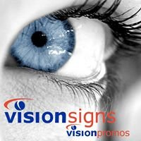 Vision Signs & Promos