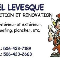 Daniel Levesque Construction Et Renovation Ltd