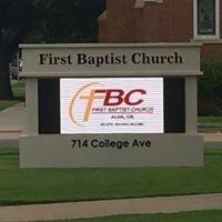 First Baptist Church of Alva, OK