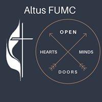 First United Methodist Church, Altus, OK