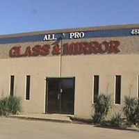 All-Pro Glass And Mirror