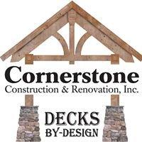 Decks by Design/Cornerstone Construction & Renovation, Inc
