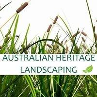 Australian Heritage Landscaping