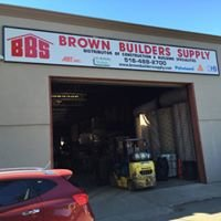 Brown Builders Supply Co.