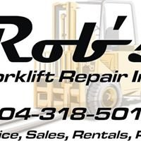Robs Forklift Training