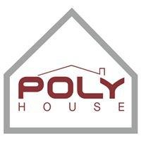 POLY HOUSE (CASE IN ACCIAIO)