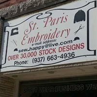 St. Paris Embroidery