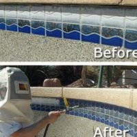 Orange County Pool Tile Cleaning, Tile Repair, Calcium Removal 888-346-2474