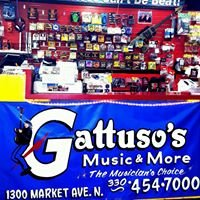 Gattuso's Music and More