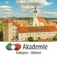Akademie Ostbayern - Böhmen