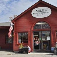 Miles Lumber Company