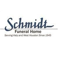 Schmidt Funeral Home on Grand Parkway
