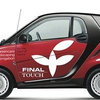 Final Touch Landscaping Maintenance & Irrigation, Inc.