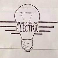 Blue And Gray Electric