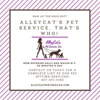 AlleyCat's Pet Service, Inc.
