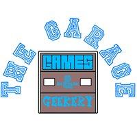 The Garage: Games & Geekery
