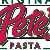 Original Pete's Pizza, Pasta & Grill- Elk Grove