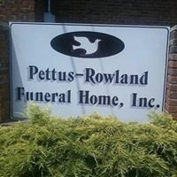 Pettus Rowland Funeral Home