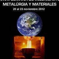 38ª Semana De Ingeniería en Metalurgia Y Materiales