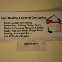 Ray's Roofing & General Contracting