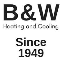 B & W Heating & Cooling, Inc.