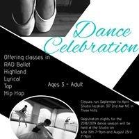 Three Hills Dance Celebration