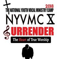 The National Youth Vocal Ministry Camp
