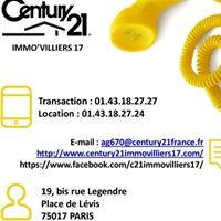 Century 21 Immo'Villiers 17