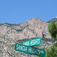 Sandia Heights Neighborhood by, Pete Veres
