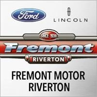 Fremont Motor Riverton - Ford & Lincoln Dealer