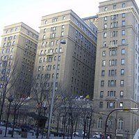 The Fairmont Palliser Hotel - Penthouse Gold Lounge