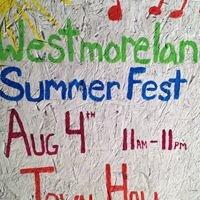 Westmoreland Summer Fest