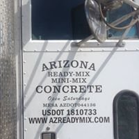 Arizona Mini-Mix Concrete
