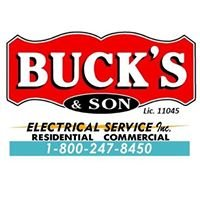 Buck's & Son Electrical Service