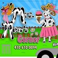Mrs. Moo's Corner