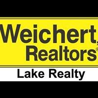 Weichert, Realtors- Lake Realty - Bullhead