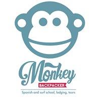 Monkey Backpacker