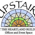 Upstairs at the Heartland Building