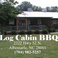 Log Cabin BBQ