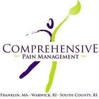 Comprehensive Pain Management - Franklin, MA, Warwick RI, S. Kingstown RI